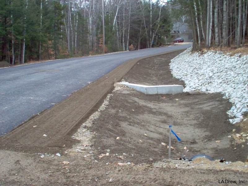 Cow Hill Road Conway Nh Mt Washington Valley L A Drew