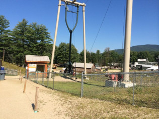 Cranmore Tubing and Mountain Coaster