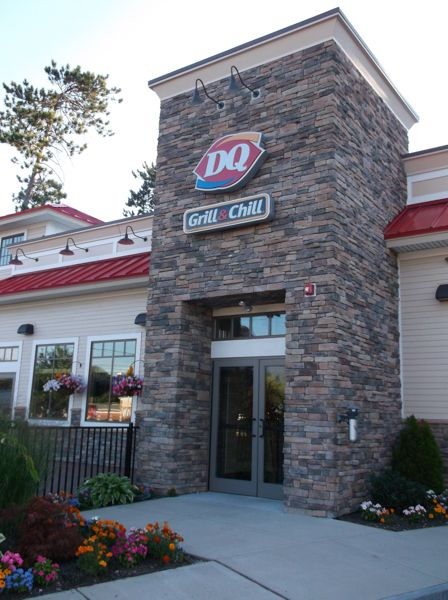 Dairy Queen Conway Nh Mt Washington Valley L A Drew