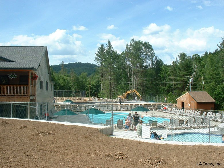 Danforth Bay Camping Amp Rv Resort Conway Nh Mt