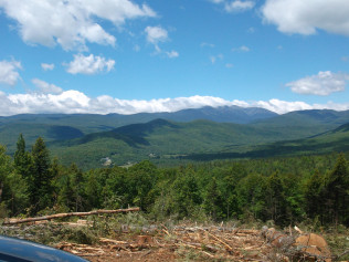 Jackson land with views of Mount Washington Valley