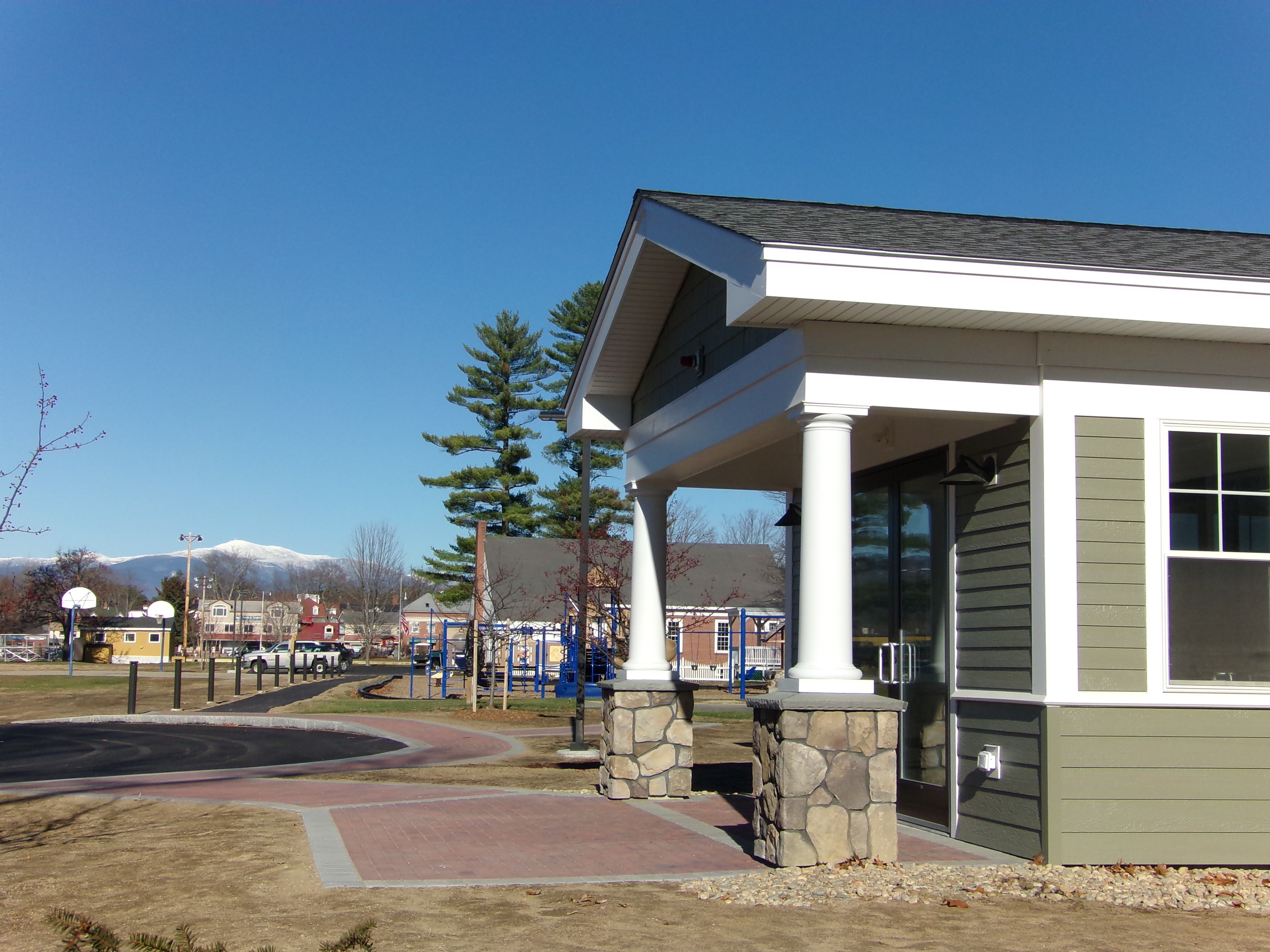 North Conway Community Recreational Center Conway Nh Mt